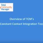 Overview of ConstantConact integration tool
